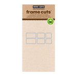 Hero Arts - Frame Cuts - Dies - Planner Tabs