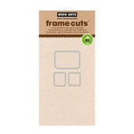 Hero Arts - Frame Cuts - Die Cutting Template - Papel Picado - Frame Cuts