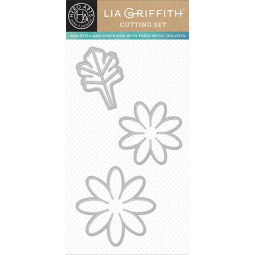 Hero Arts - Lia Griffith Collection - Die Cutting Template - Mum