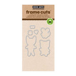 Hero Arts - Baby Collection - Frame Cuts - Die Cutting Template - Baby Animals