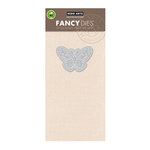 Hero Arts - Fancy Dies - Die Cutting Template - Delicate Butterfly