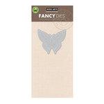 Hero Arts - Fancy Dies - Die Cutting Template - Swallowtail Butterfly