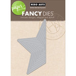 Hero Arts - Frame Cuts - Die Cutting Template - Paper Layering Star