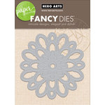 Hero Arts - Frame Cuts - Die Cutting Template - Paper Layering Mum Flower