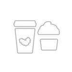 Hero Arts - Frame Cuts - Dies - Coffee Cup Tags