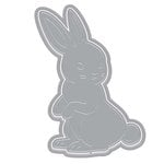 Hero Arts - Frame Cuts - Dies - Paper Layering Rabbit with Frame