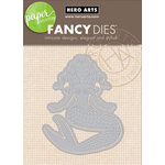 Hero Arts - Frame Cuts - Dies - Paper Layering Mermaid with Frame