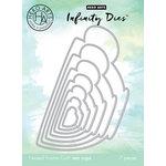 Hero Arts - Infinity Dies - Nesting Tea Cup