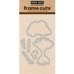 Hero Arts - Frame Cuts - Dies - Color Layering Mangrove