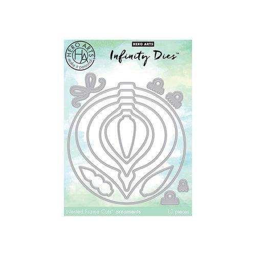 Hero Arts - Infinity Dies - Ornaments