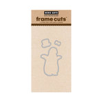 Hero Arts - Frame Cuts - Dies - Color Layering Penguin