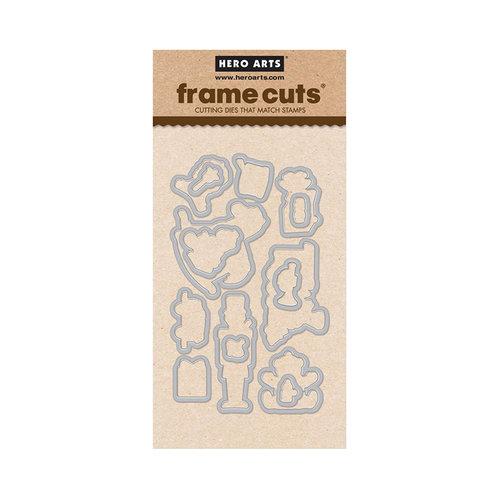 Hero Arts - Frame Cuts - Dies - Christmas Toys