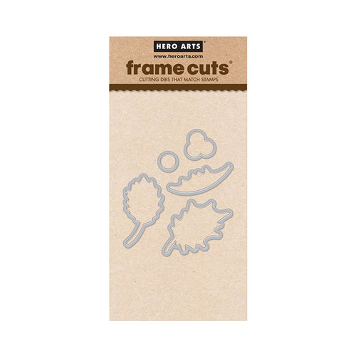 Hero Arts - Frame Cuts - Dies - Color Layering Holly
