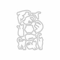 Hero Arts - Frame Cuts - Dies - Luna The Cat