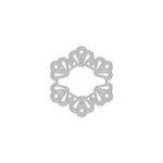 Hero Arts - Fancy Dies - Snowflake Tag