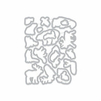 Hero Arts - Frame Cuts - Dies - Winter Animals