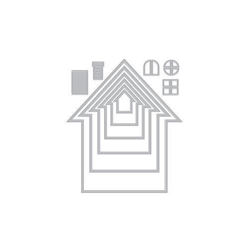 Hero Arts - Infinity Dies - Nesting House