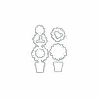 Hero Arts - Frame Cuts - Dies - Layered Topiary