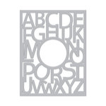 Hero Arts - Fancy Dies - Alphabet Window