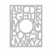 Hero Arts - Fancy Dies - Alphabet Window