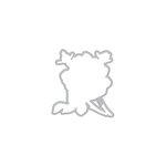 Hero Arts - Frame Cuts - Dies - Hero Florals - Rose Stem