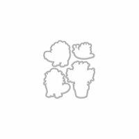 Hero Arts - Frame Cuts - Dies - Cactus Animals