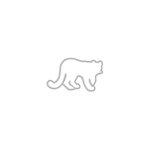 Hero Arts - Frame Cuts - Dies - Mountain Lion