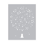 Hero Arts - Fancy Dies - Tree and Leaf Confetti