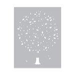 Hero Arts - Fancy Dies - Tree and Leaf Confetti