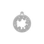 Hero Arts- Season of Wonder Collection - Fancy Dies - Snowflakes and Ornament