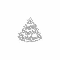 Hero Arts- Season of Wonder Collection - Christmas - Fancy Dies - Very Merry Tree