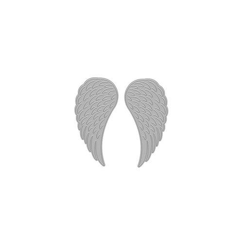 Hero Arts- Season of Wonder Collection - Frame Cuts - Dies - Paper Layering Angel Wings