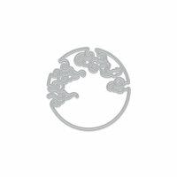 Hero Arts - Fancy Dies - Cloudy Moon
