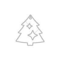 Hero Arts - Christmas - Fancy Dies - Tree Tags