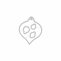 Hero Arts - Christmas - Fancy Dies - Ornament Tags
