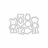 Hero Arts - Frame Cuts - Dies - Warm Animals