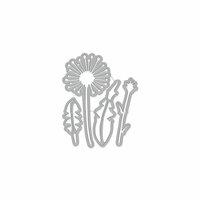 Hero Arts - Fancy Dies - Dandelion and Leaves