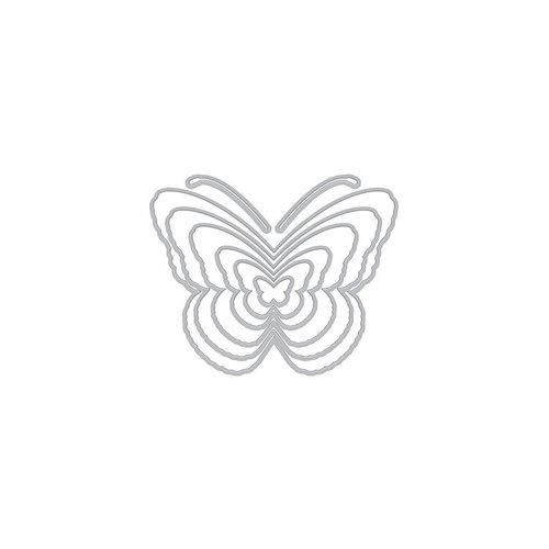 Hero Arts - Infinity Dies - Nesting Butterflies