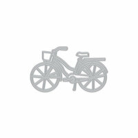 Hero Arts - Fancy Dies - Bicycle with Basket