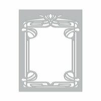 Hero Arts - Fancy Dies - Vintage Window