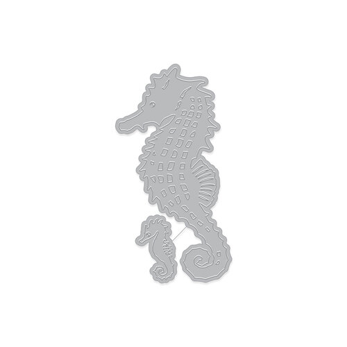 Hero Arts - Frame Cuts - Paper Layering Seahorses