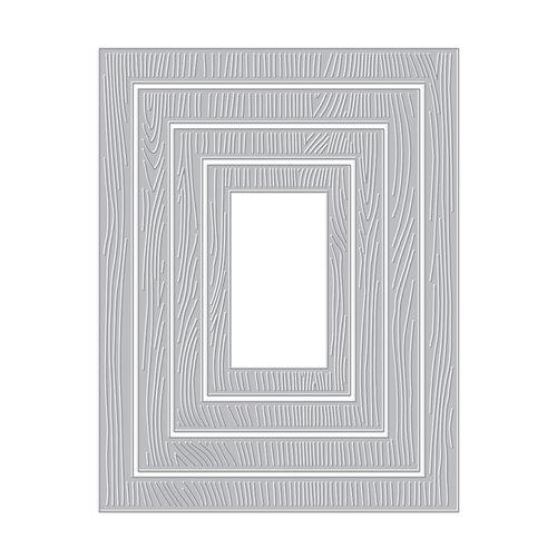Hero Arts - Infinity Dies - Wood Frame