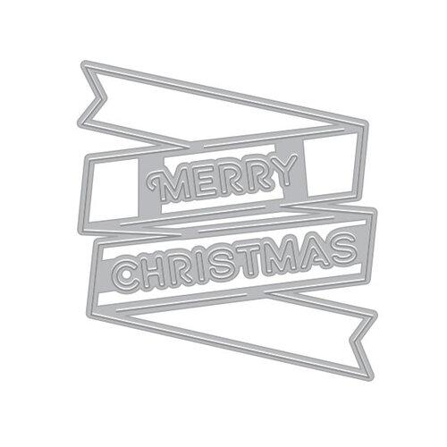 Hero Arts - Dies - Merry Christmas Banner