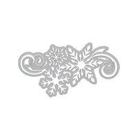 Hero Arts - Christmas - Fancy Dies - Snowflake Cluster