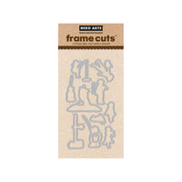 Hero Arts - Frame Cuts - Dies - Lake Time Fun