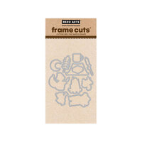 Hero Arts - Frame Cuts - Dies - S'mores Bonfire