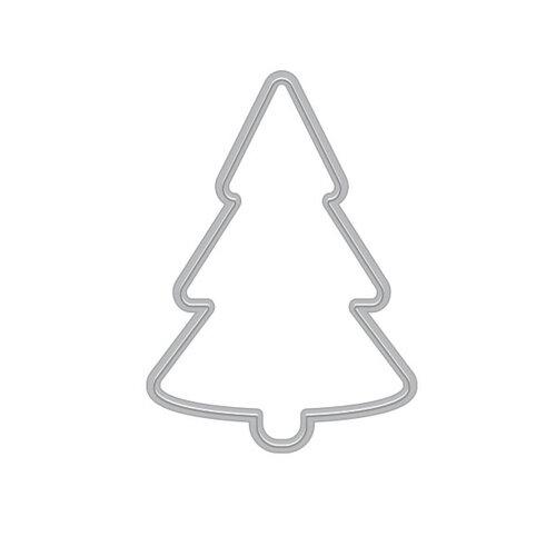 Hero Arts - Christmas - Frame Cuts - Dies - Color Layering Nordic Tree