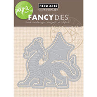 Hero Arts - Frame Cuts - Dies - Paper Layering Dragon