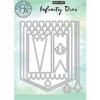 Hero Arts - Infinity Dies - Medieval Flags