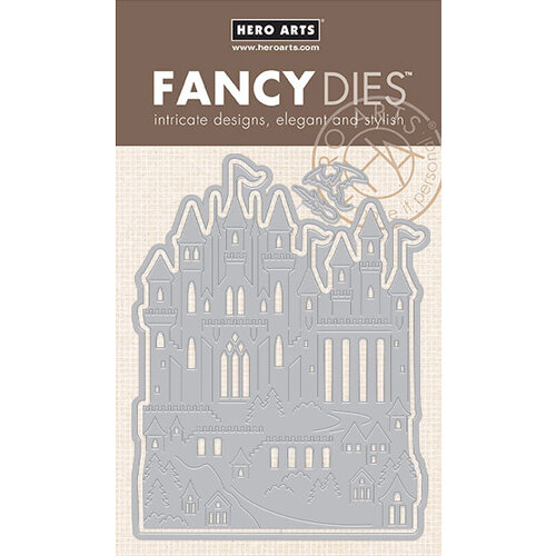 Hero Arts - Frame Cuts - Dies - Paper Layering Castle
